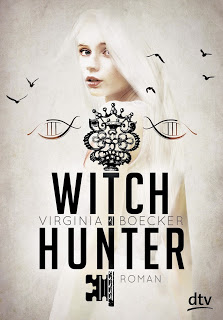 Witch Hunter – Virginia Boecker