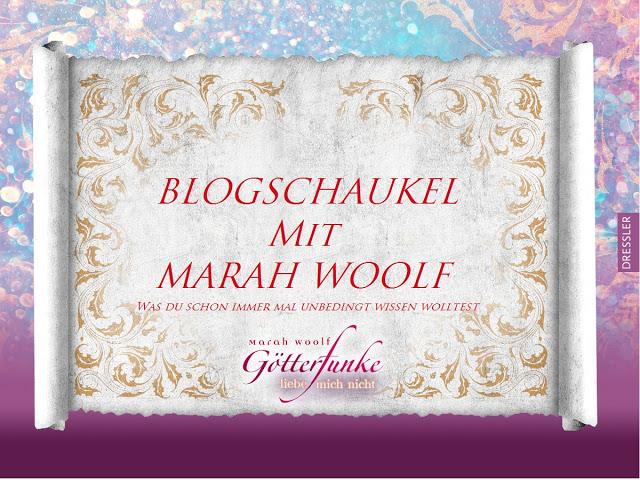 Blogschaukel mit Marah Woolf