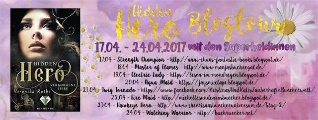 Hidden Hero Blogtour: Die Fähigkeiten