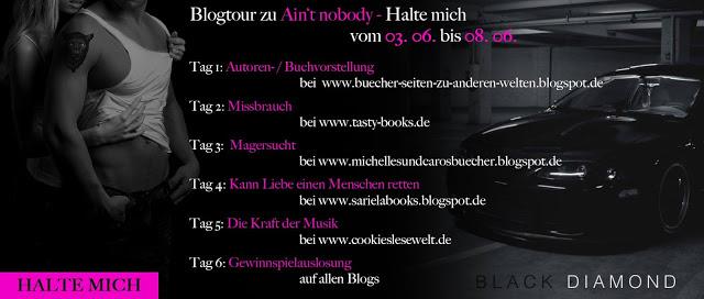 Blogtour zu Ain't Nobody von Anastasia Donavan