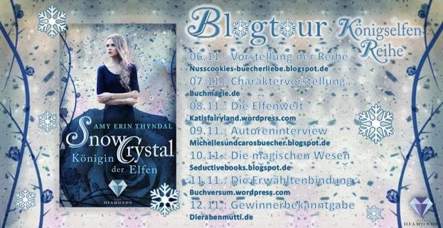 [#4] Blogtour SnowCrystal – Autoreninterview