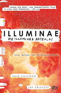 [Werbung] Illuminae: Die Illuminaeakten_01 – Jay Kristoff & Amie Kaufmann
