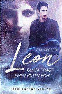 [Werbung] Leon: Glück trägt einen roten Pony – C. M. Spoerri