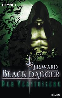 [Werbung] Black Dagger: Der Verstossene – J.R.Ward