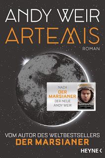 [Werbung] Artemis – Andy Weir