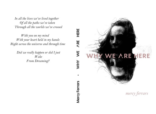 [Werbung] Why We Are Here – Mercy Ferrars