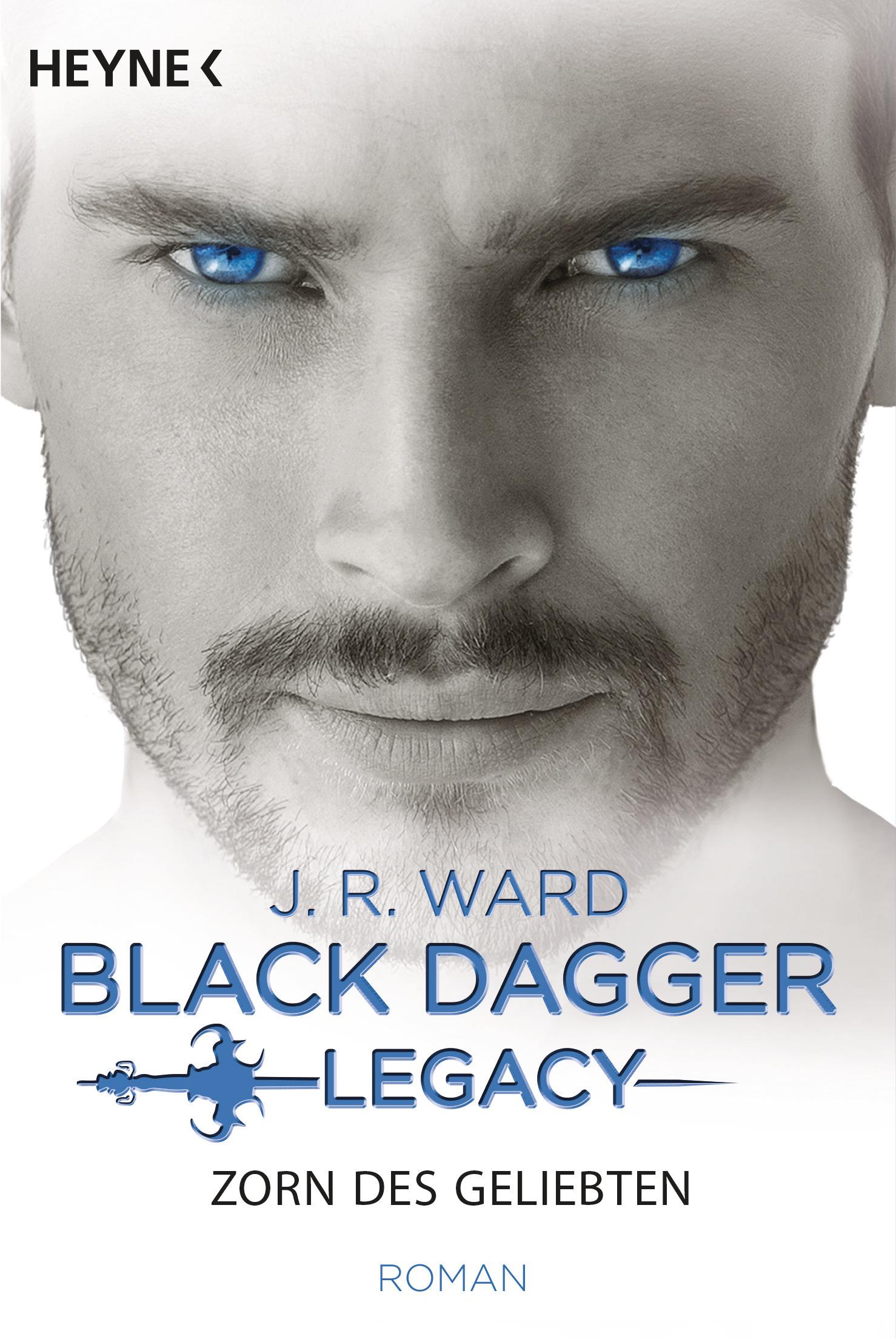 [Werbung] Black Dagger Legacy: Zorn des Geliebten – J.R.Ward