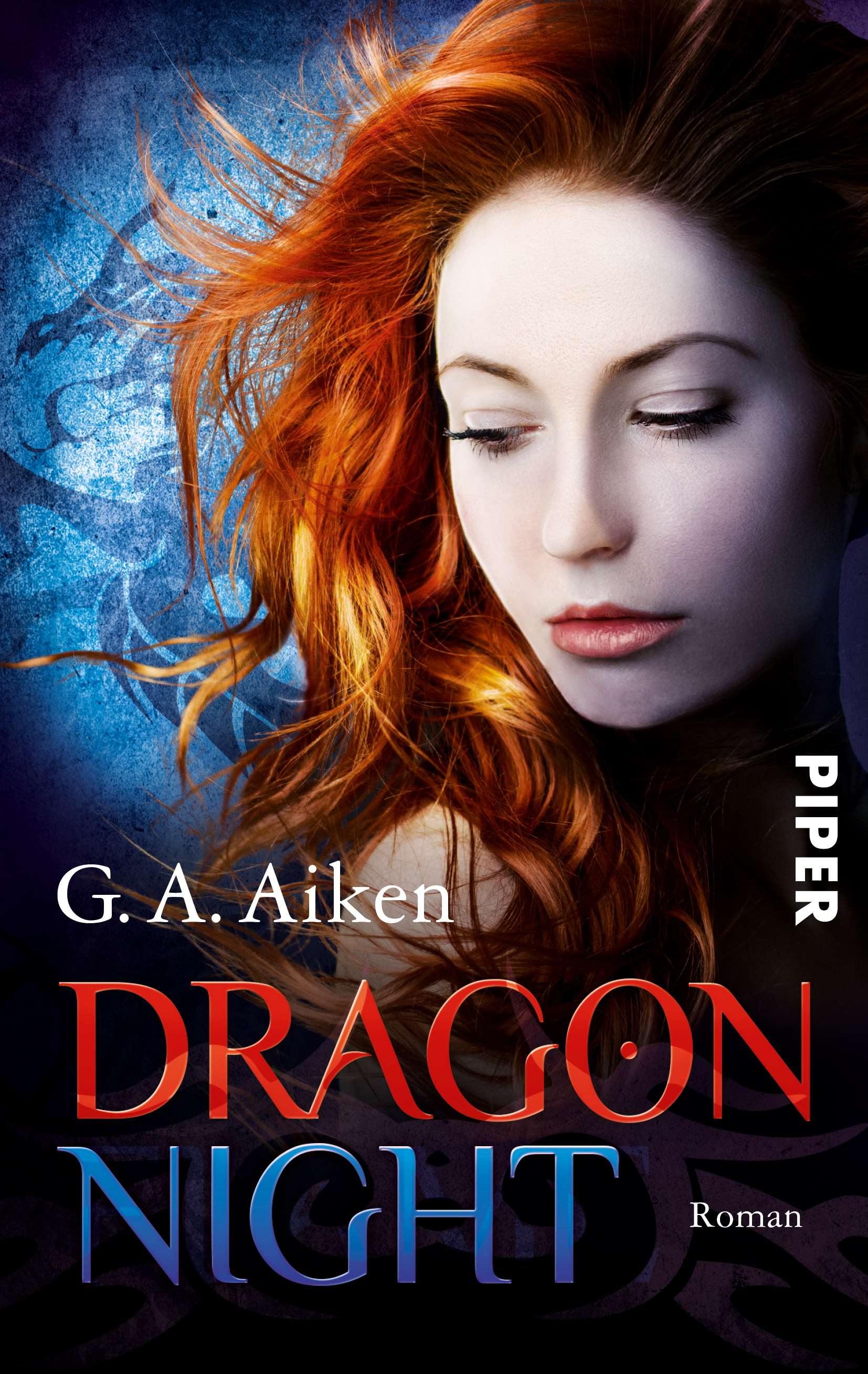 [Werbung] Dragon Night – G. A. Aiken