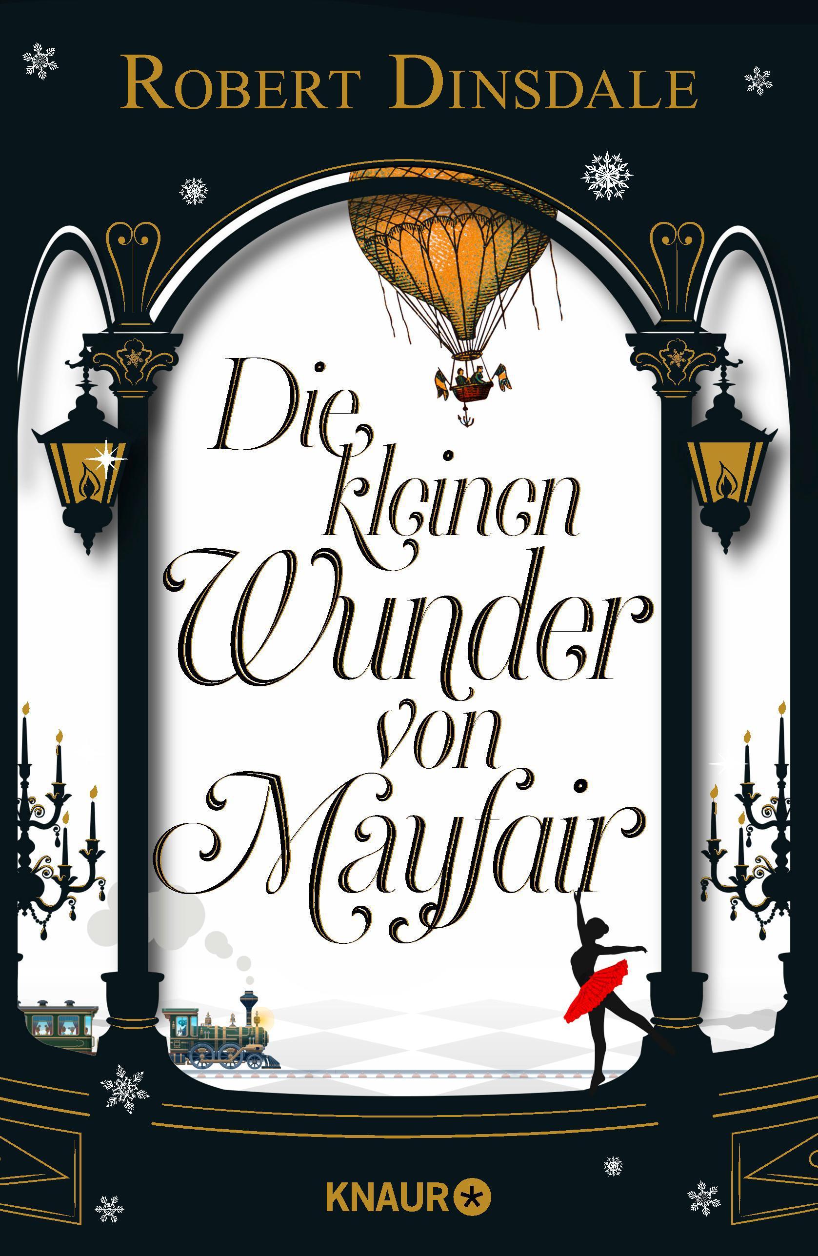 [Werbung] Die kleinen Wunder von Mayfair – Robert Dinsdale