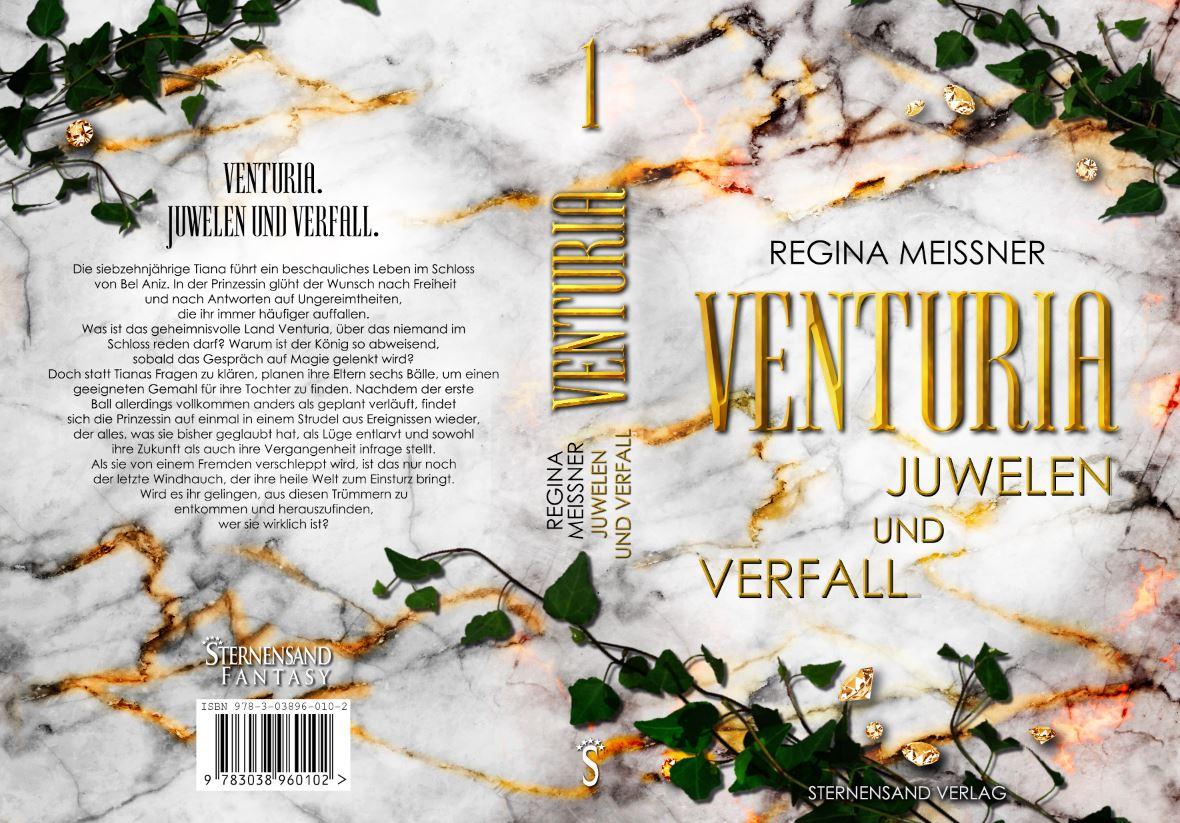 [Rezensionsexemplar] Venturia – Regina Meißner