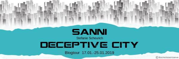 [Blogtour]Deceptive City: Zweiklassengesellschaft