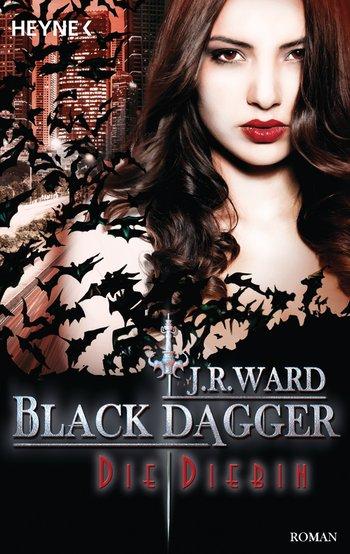 [Werbung] Black Dagger: Die Diebin – J.R.Ward