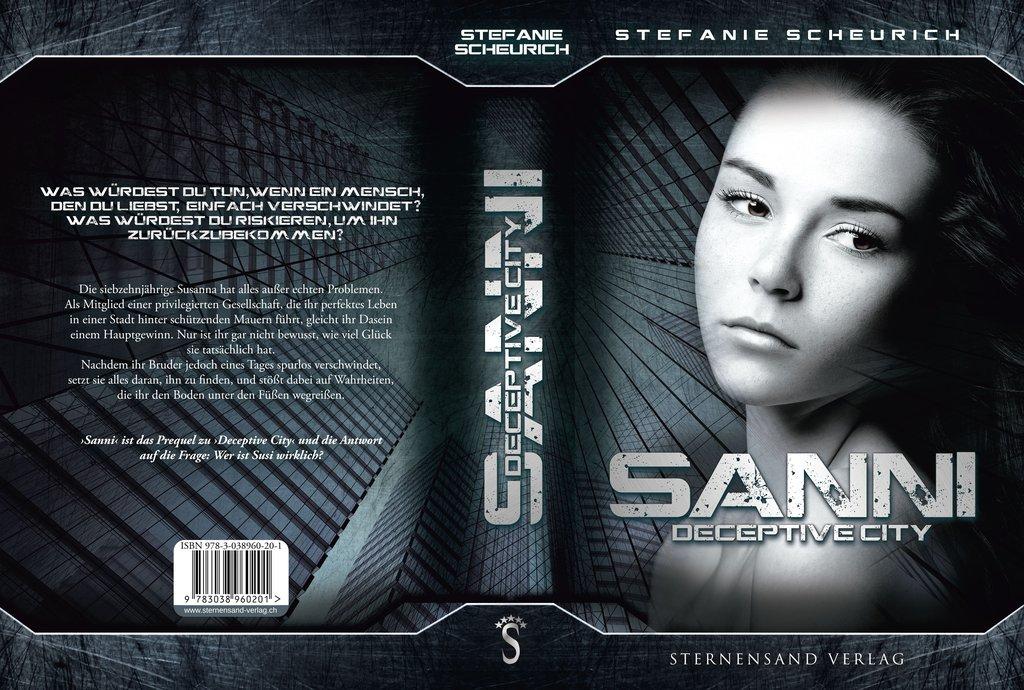 [Rezensionsexemplar] Sanni: Prequel zu Deceptive City – Stefanie Scheurich