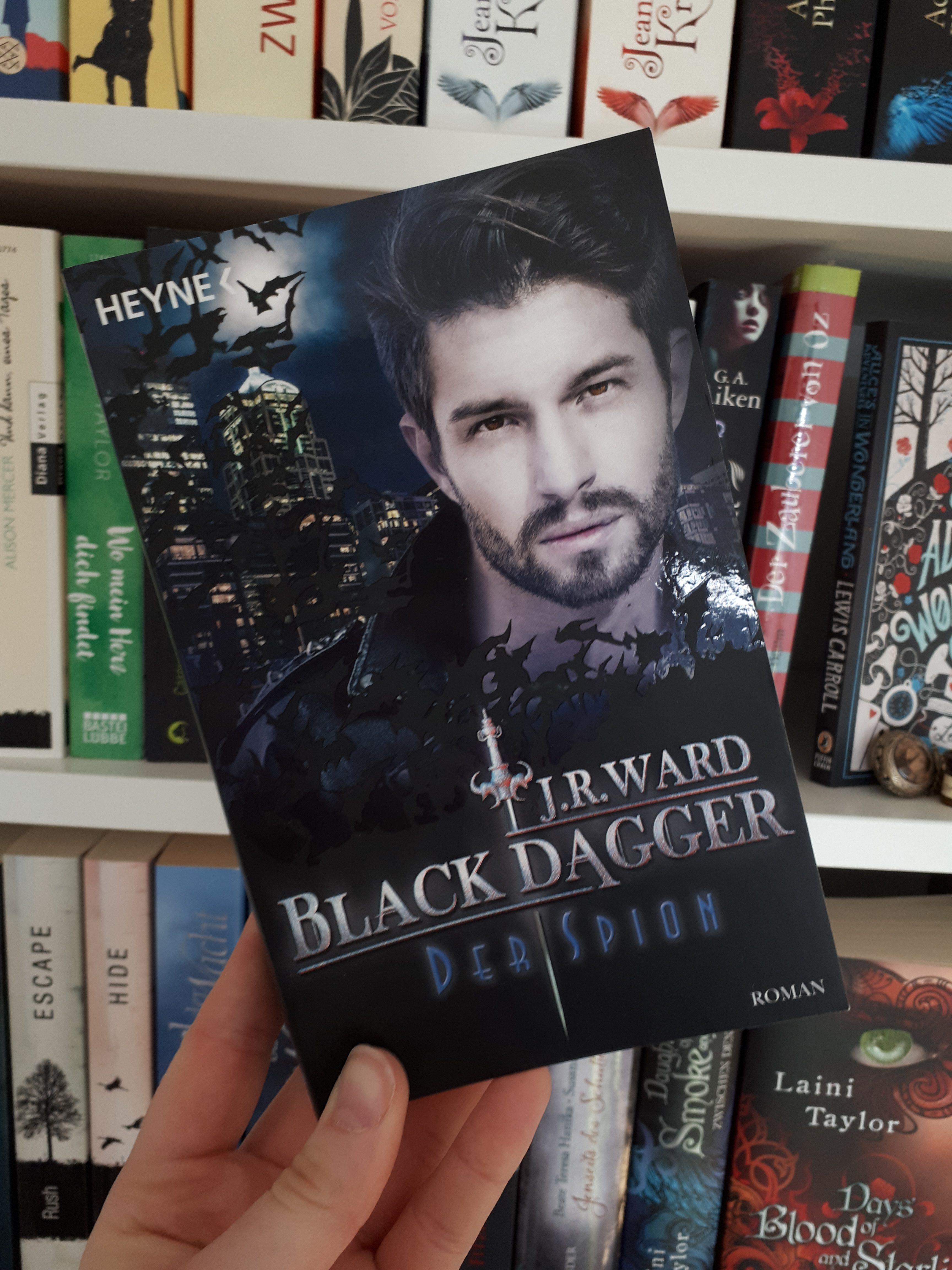 [Werbung] Black Dagger: Der Spion – J.R.Ward