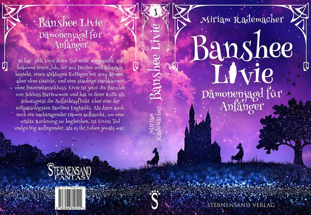 [Rezension] Banshee Livie: Dämonenjagd für Anfänger – Miriam Rademacher