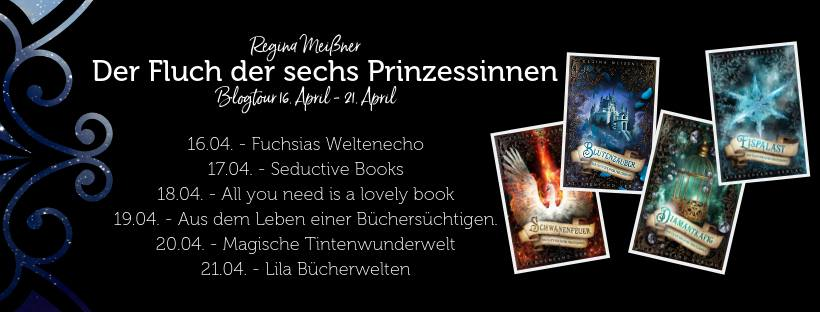 [Blogtour] Der Fluch der sechs Prinzessinnen – Der Hype Märchenadaption