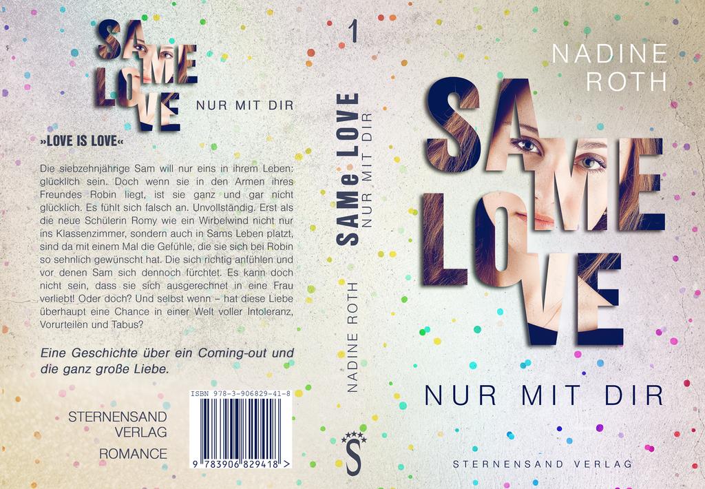 [Rezensionsexemplar] SAMe Love: Nur mit dir – Nadine Roth