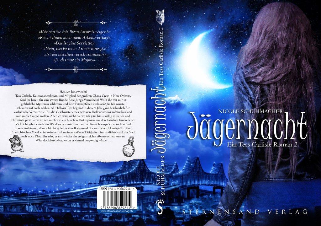 [Rezensionsexemplar]Jägernacht – Nicole Schumacher