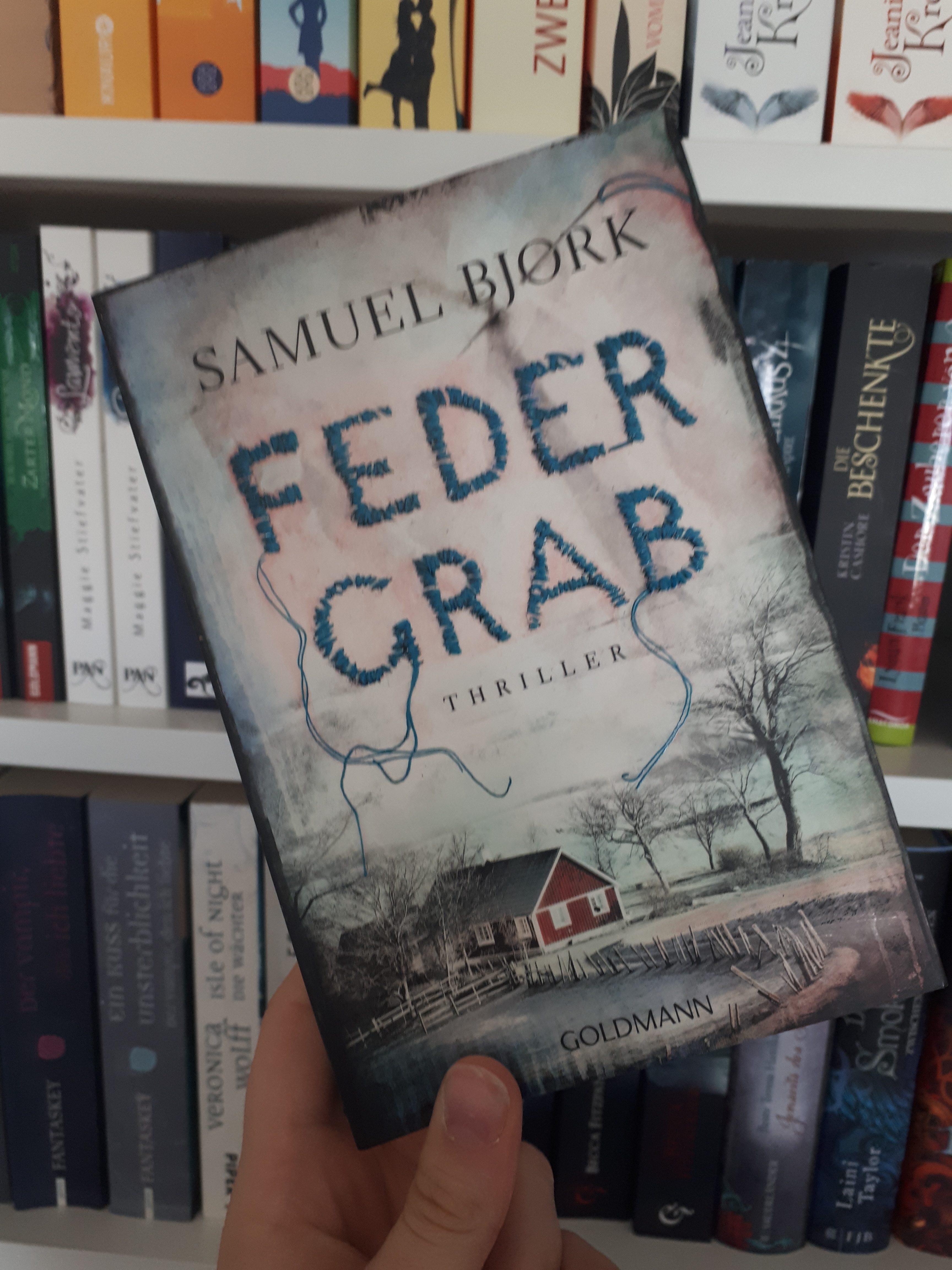 [Werbung] Federgrab – Samuel Bjørk