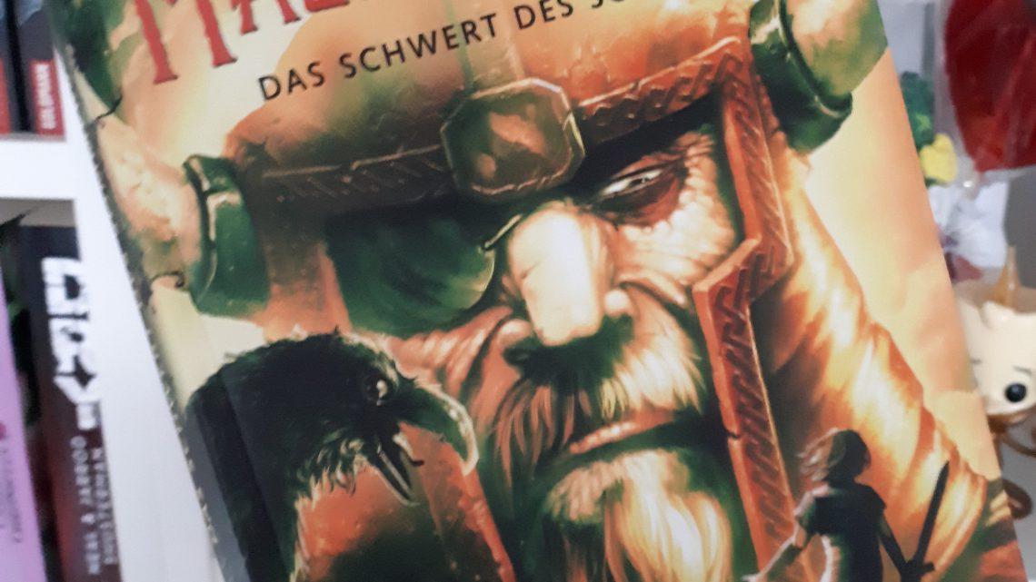 [Rezensionsexemplar] Magnus Chase: Das Schwert des Sommers – Rick Riordan