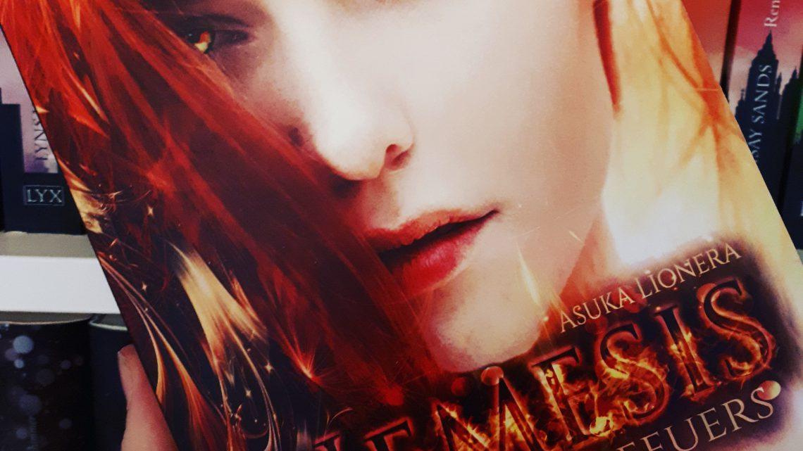 [Rezensionsexemplar] Nemesis: Erde und Feuer –  Asuka Lionera