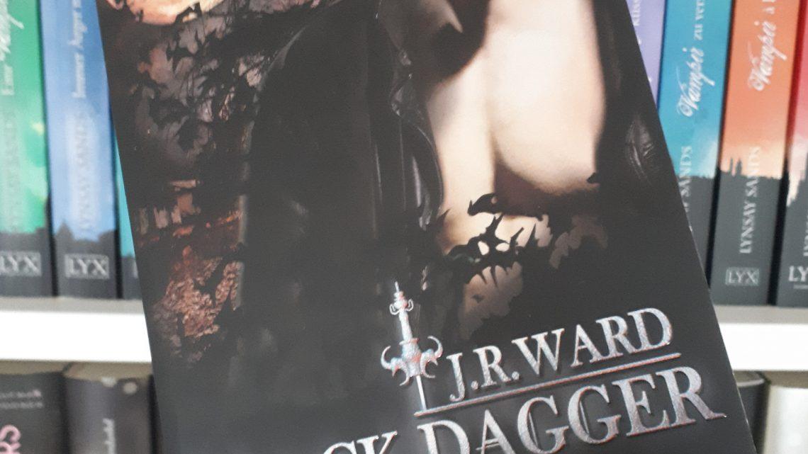 [Rezensionsexemplar] Black Dagger: Der Erlöser – J.R. Ward