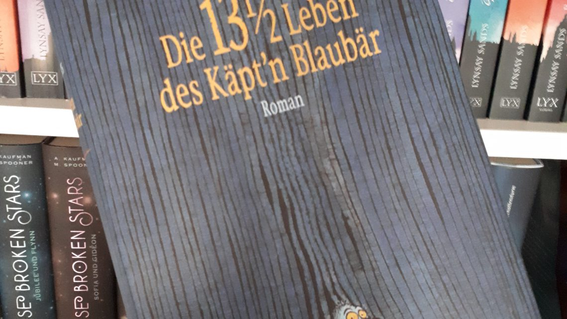 [Rezensionsexemplar] Die 13 1/2 Leben des Käpt'n Blaubär – Walter Moers