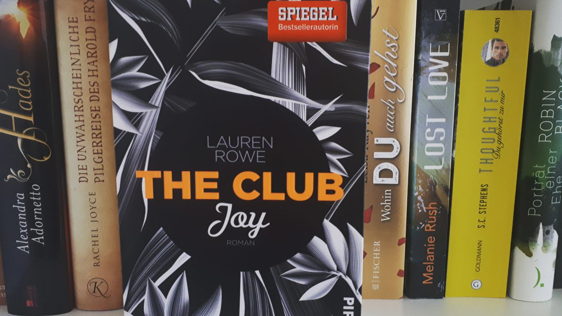 [Rezensionsexemplar] The Club: Joy – Lauren Rowe