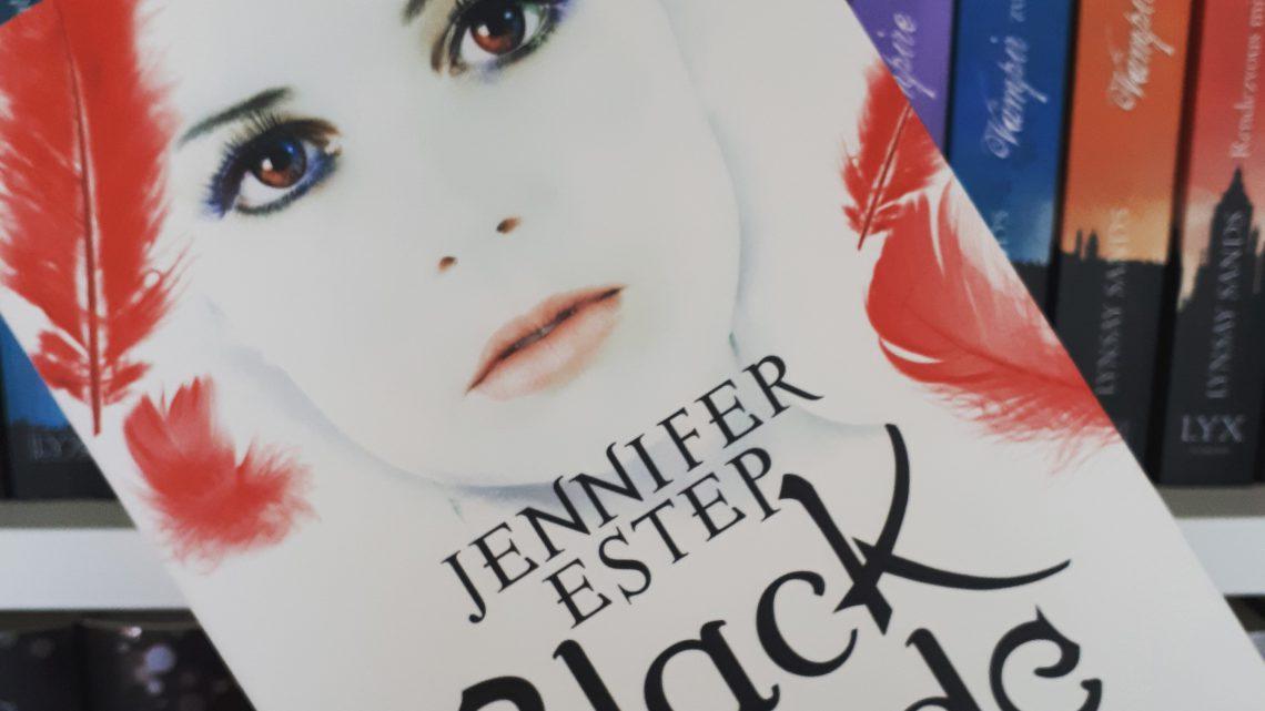 [Rezensionsexemplar] Black Blade: Das dunkle Herz der Magie – Jennifer Estep