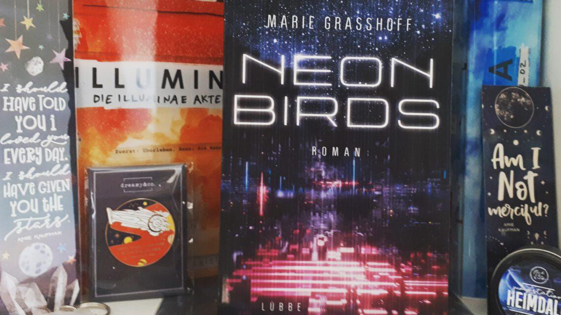 [Werbung] Neon Birds – Marie Graßhoff