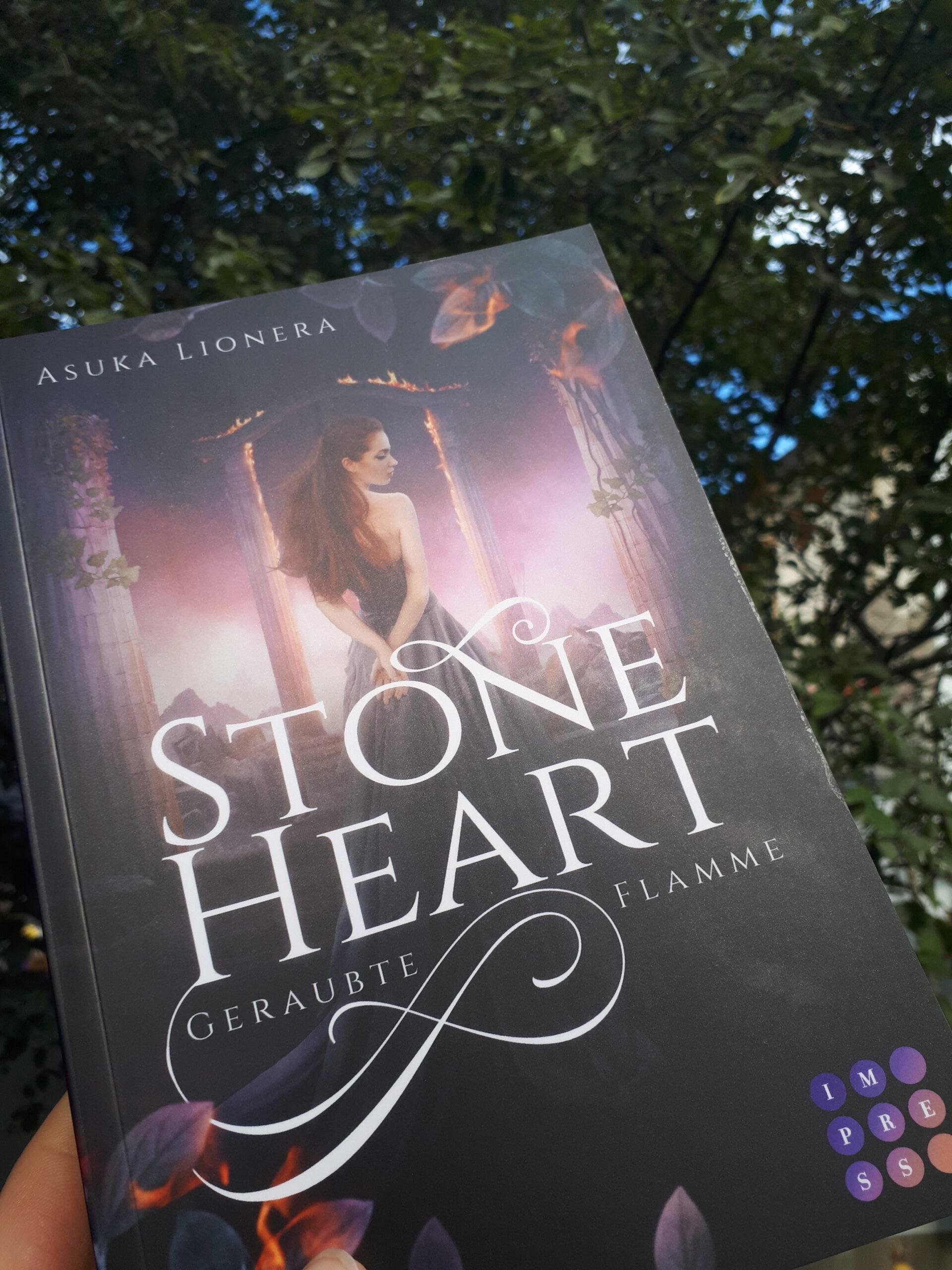 [Werbung] Stoneheart: Geraubte Flamme – Asuka Lionera