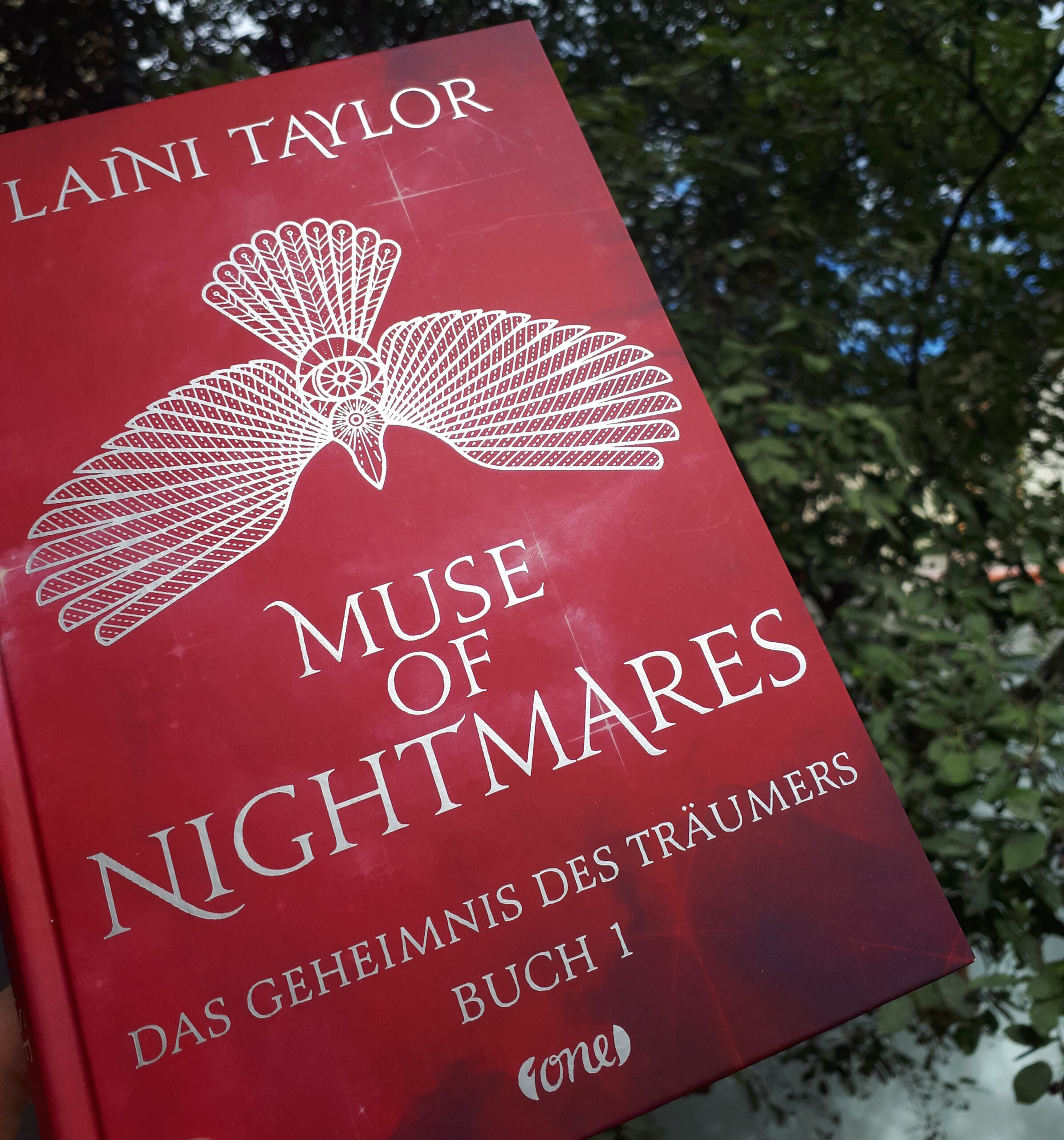 [Rezensionsexemplar] Muse of Nightmares: Das Geheimnis des Träumers – Laini Taylor