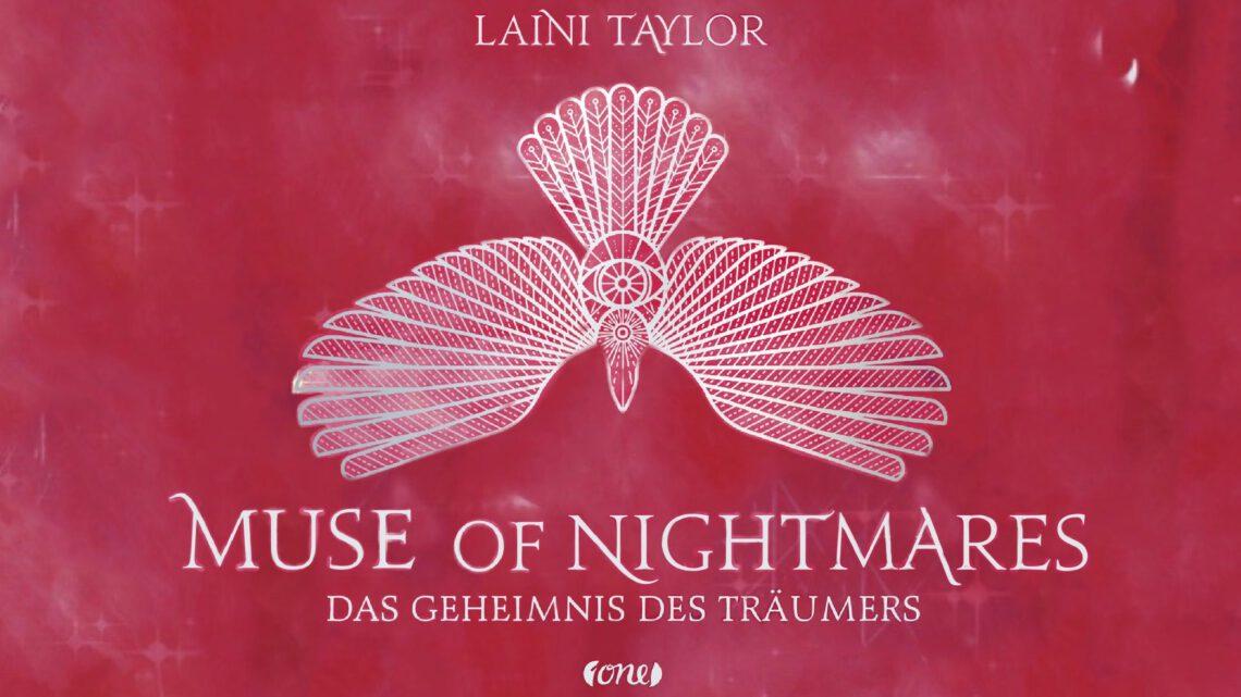 [Werbung] [Blogtour] Muse of Nightmares: Das Geheimnis des Träumers – Laini Taylor