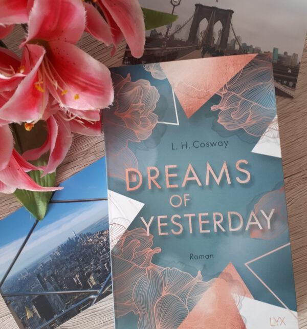 [Rezensionsexemplar] Cracks Duet: Dreams of Yesterday – L.H. Cosway