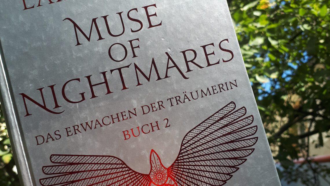 [Rezensionsexemplar] Muse of Nightmares: Das Erwachen der Träumerin – Laini Taylor
