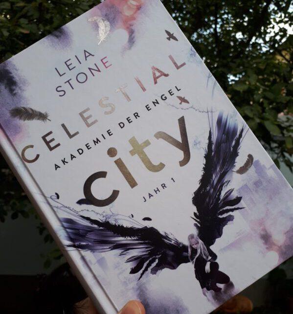 [Rezensionsexemplar] Celestial City: Akademie der Engel: Jahr 1 – Leia Stone