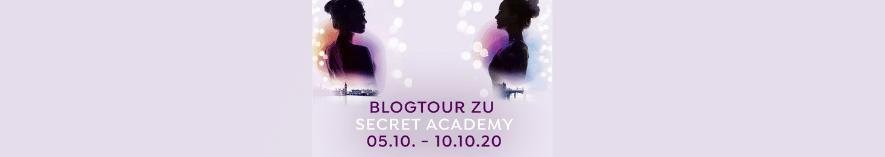 [Werbung] Ankündigung Blogtour Secret Academy: Verborgene Gefühle – Valentina Fast