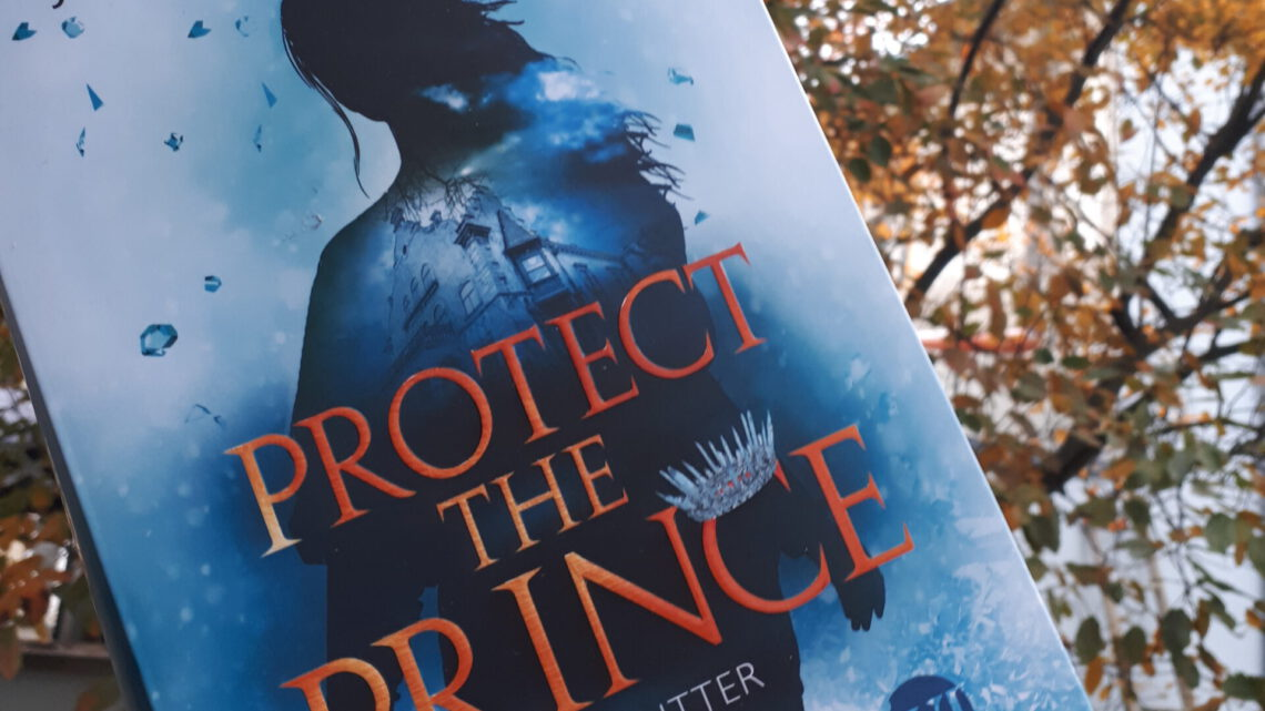 [Rezensionsexemplar] Die Splitterkrone II: Protect the Prince – Jennifer Estep