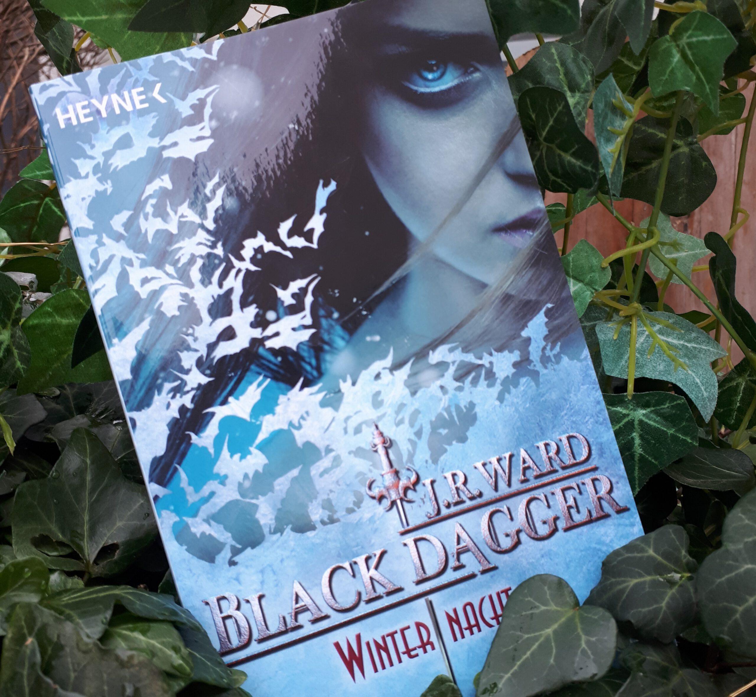 [Rezensionsexemplar] Black Dagger: Winternacht – J.R. Ward