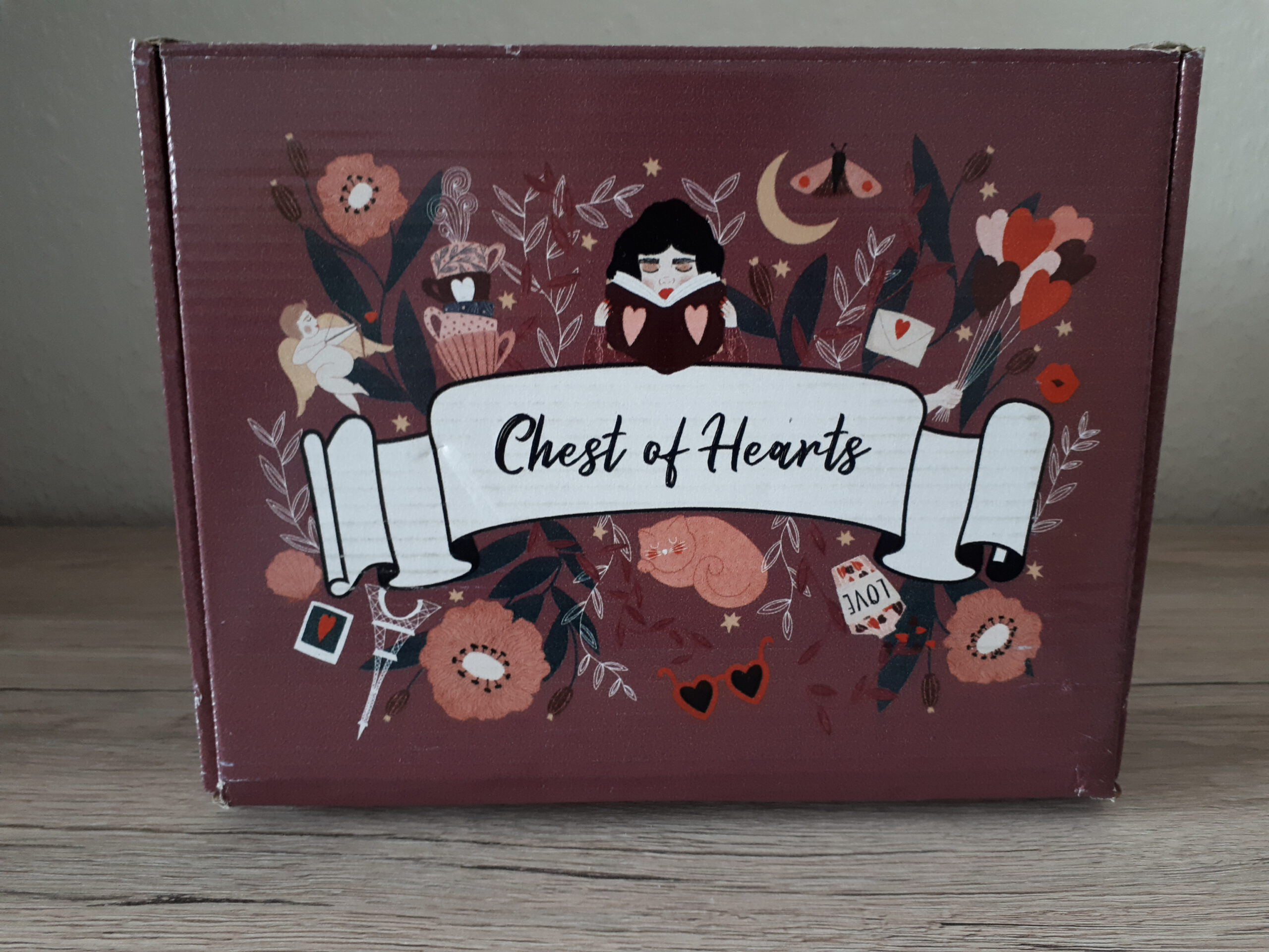 [Werbung] Unboxing Chest of Hearts: One Last Time – Januarbox