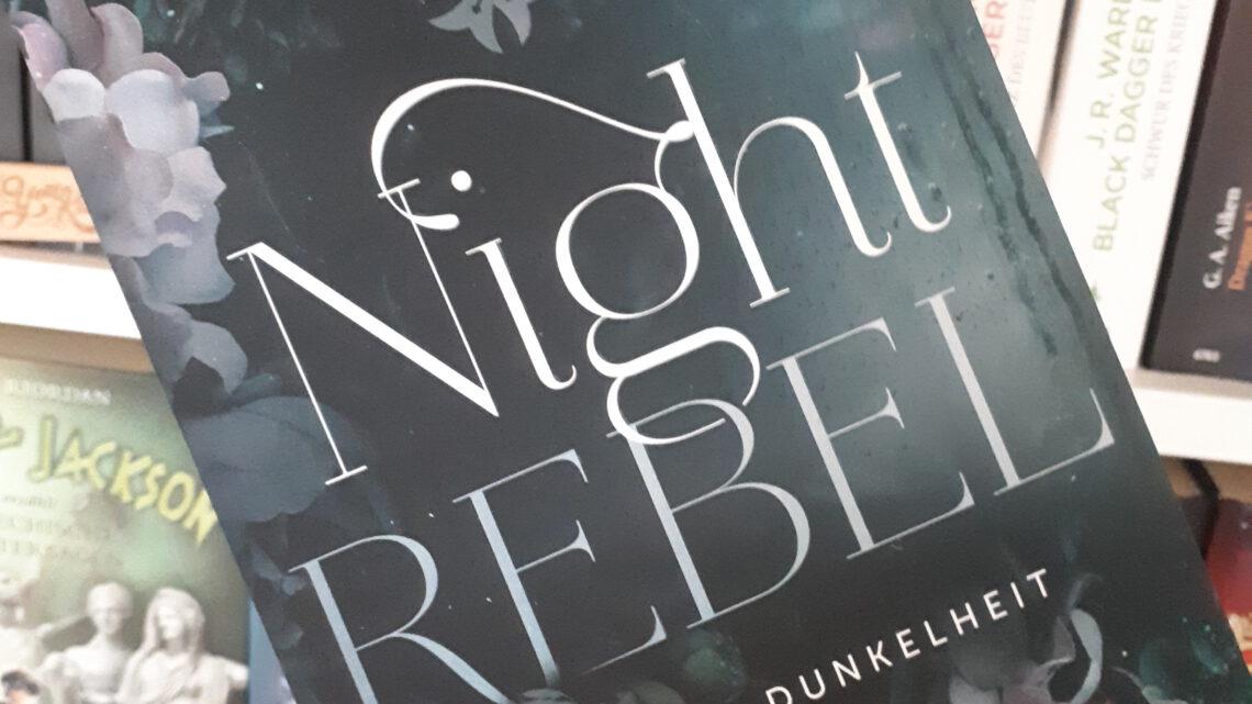 [Rezensionsexemplar] Night Rebel 1 – Kuss der Dunkelheit – Jeaniene Frost