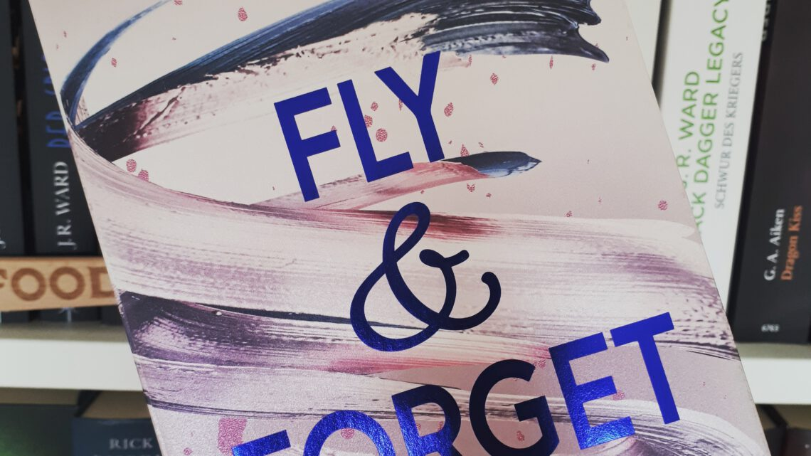 [Rezensionsexemplar] Die SoHo-Love-Reihe:  Fly & Forget – Nena Tramountani
