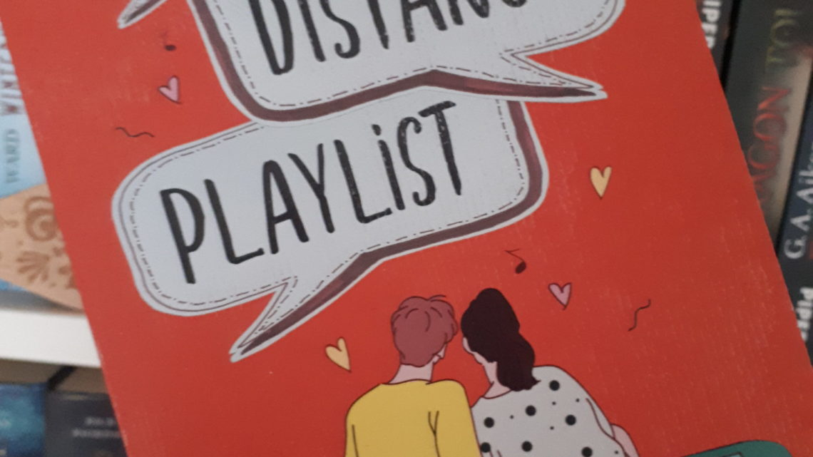 [Rezensionsexemplar] Long Distance Playlist – Tara Eglington