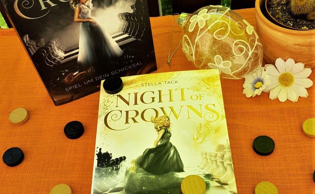 [Werbung] Night of crowns 2-Kämpfe um dein Herz – Stella Tack