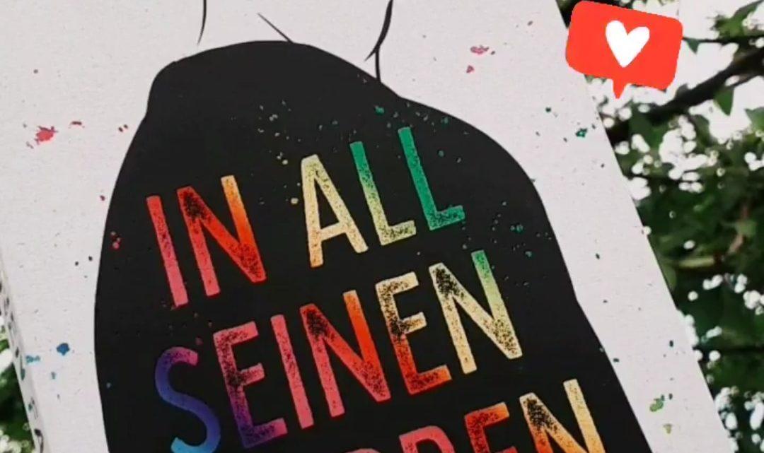 [Rezensionsexemplar] In all seinen Farben – George Lester