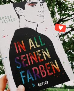 [Rezensionsexemplar] In all seinen Farben - George Lester