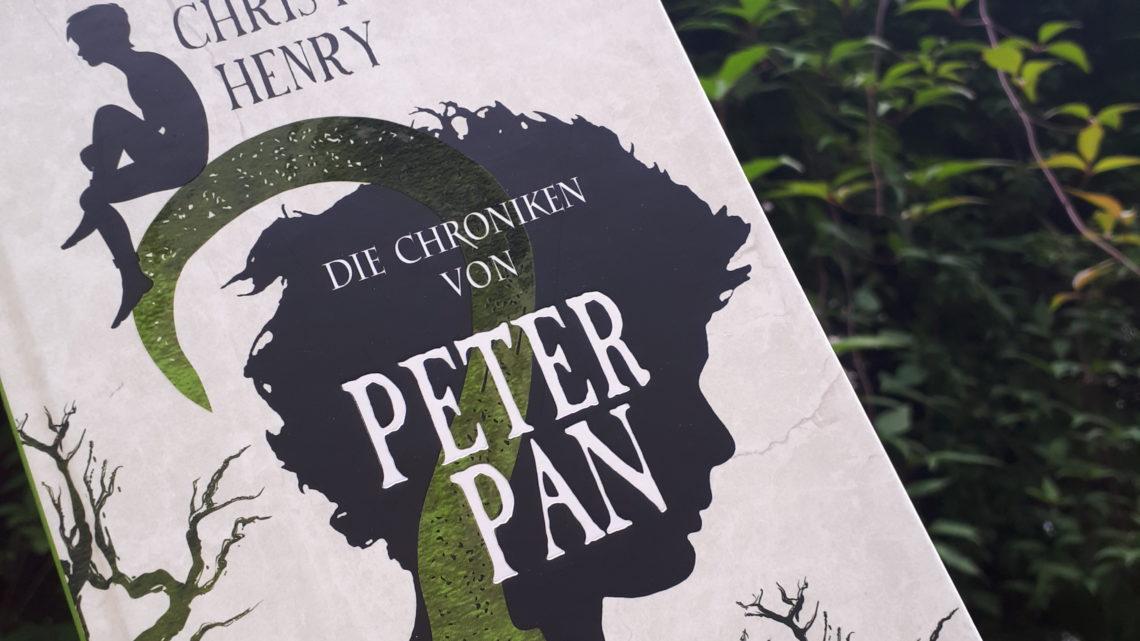 [Rezensionsexemplar] Die Chroniken von Peter Pan: Albtraum im Nimmerland – Christina Henry