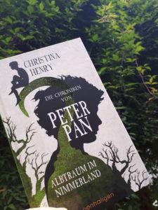 [Rezensionsexemplar] Die Chroniken von Peter Pan: Albtraum im Nimmerland - Christina Henry