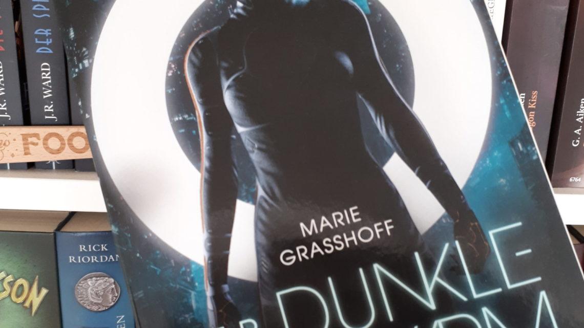 [Rezensionsexemplar] Der dunkle Schwarm – Marie Grasshoff