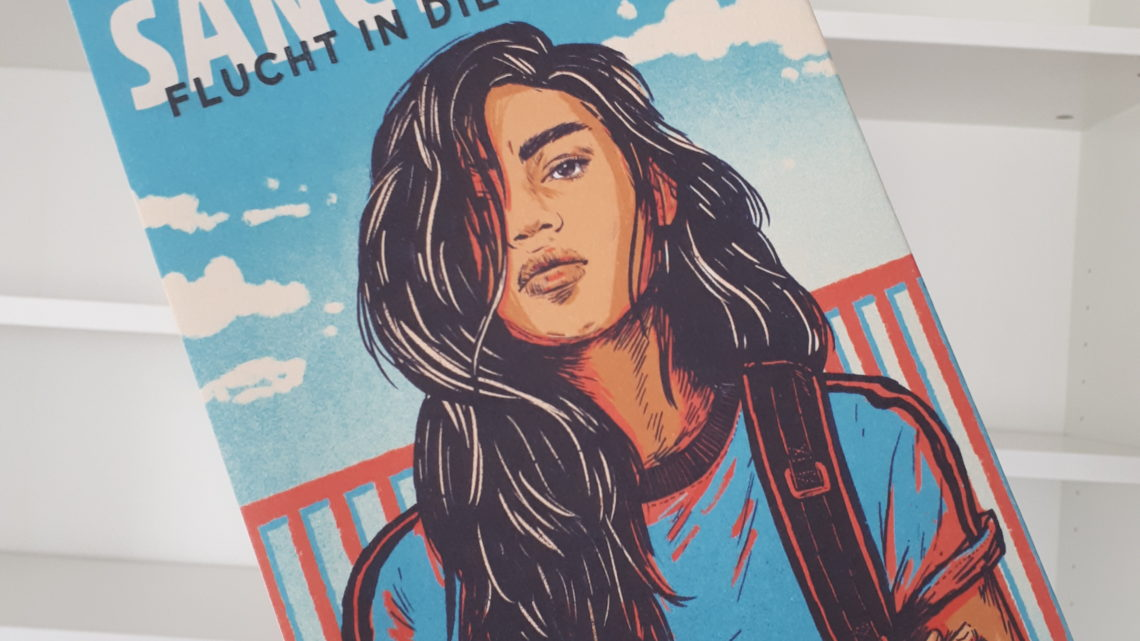 [Rezensionsexemplar] Sanctuary: Flucht in die Freiheit – Paola Mendoza & Abby Sher